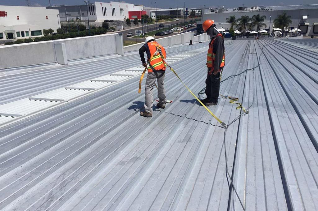 Mantenimiento Roofmaster 01